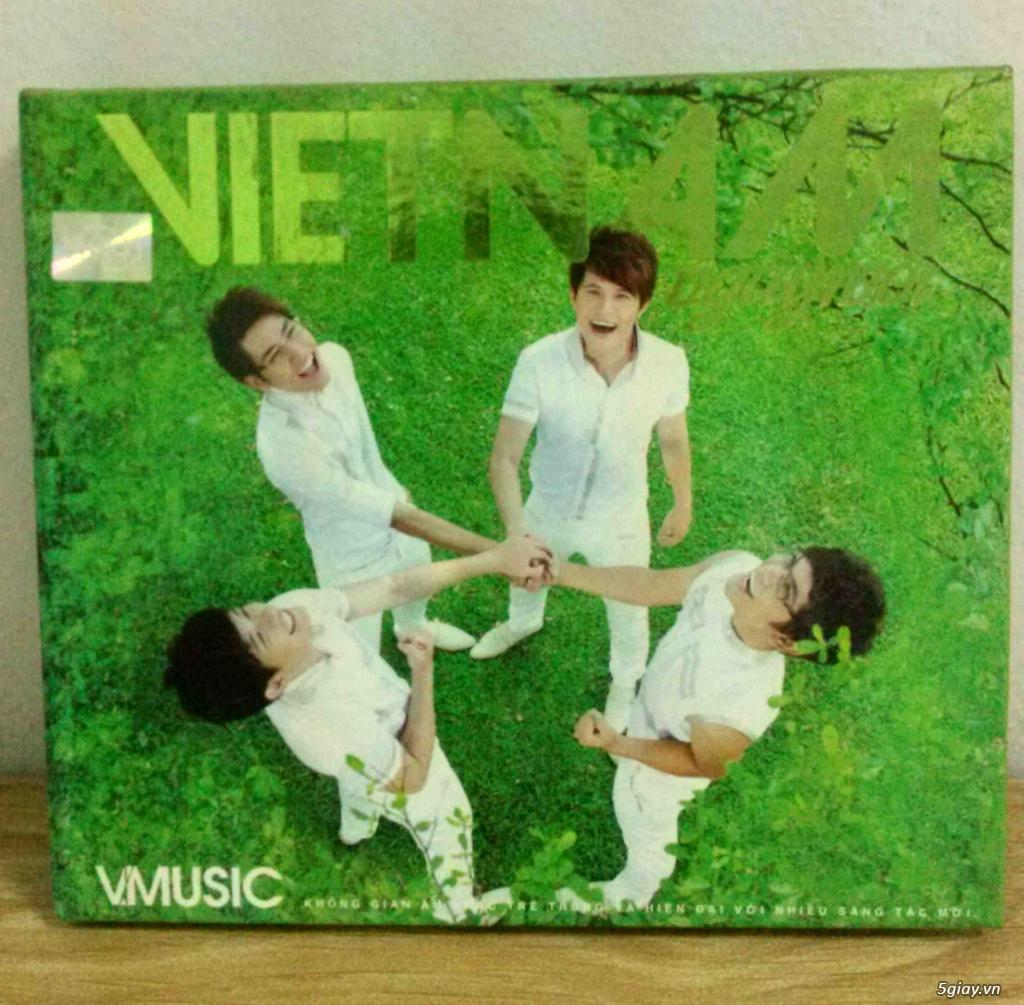 Cần bán một vài Đĩa CD nhạc Việt gốc mới 90-100% - 6