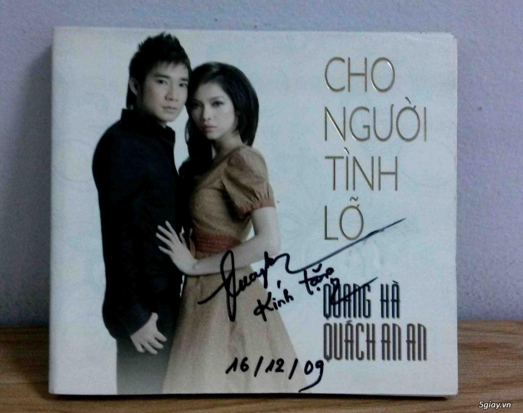 Cần bán một vài Đĩa CD nhạc Việt gốc mới 90-100% - 15