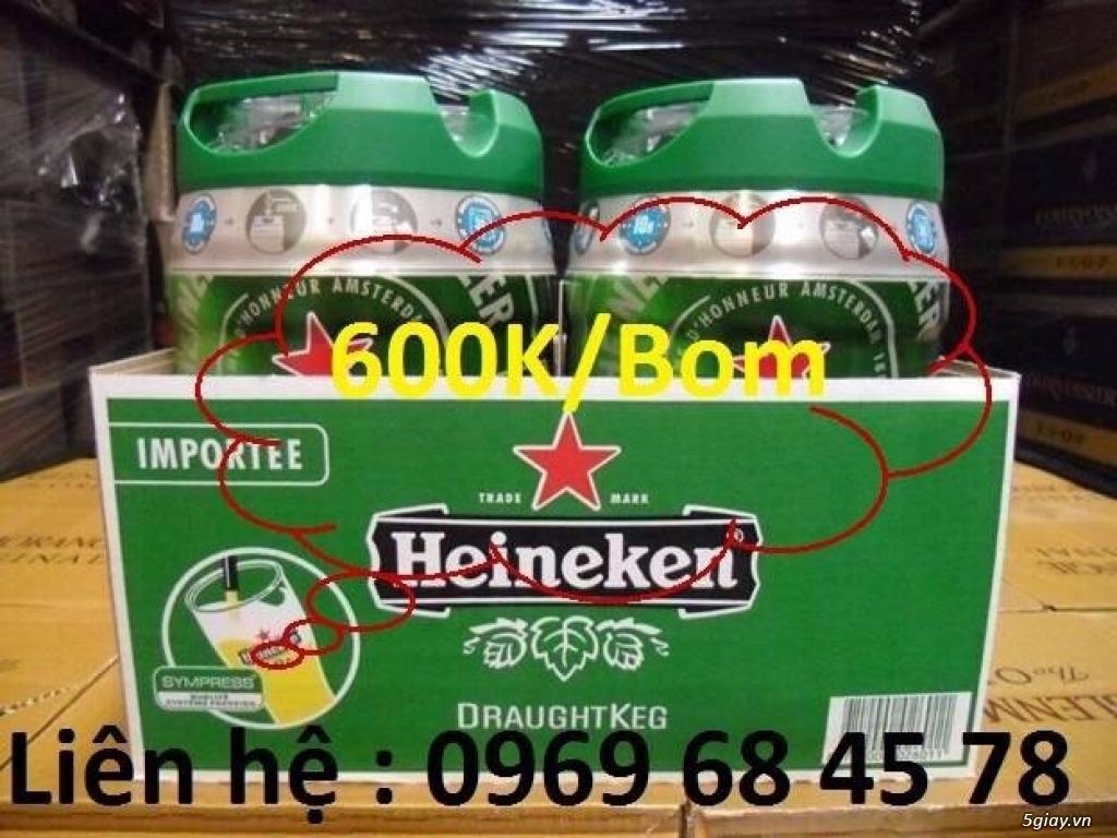Chuyên Bán Bia Bom 5lit Heineken - Nhập Khẩu Hà Lan 0939294465 - 8