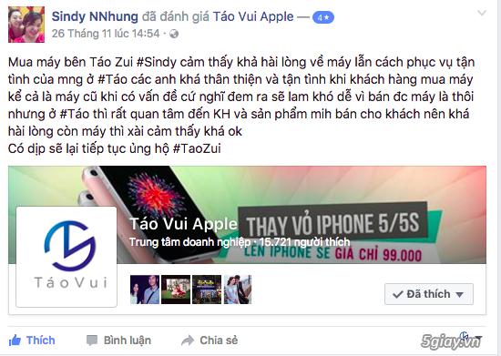 Thay pin iPhone 19K, vỏ iPhone 49K, mặt kính ipad 99K. Lấy liền.. - 12
