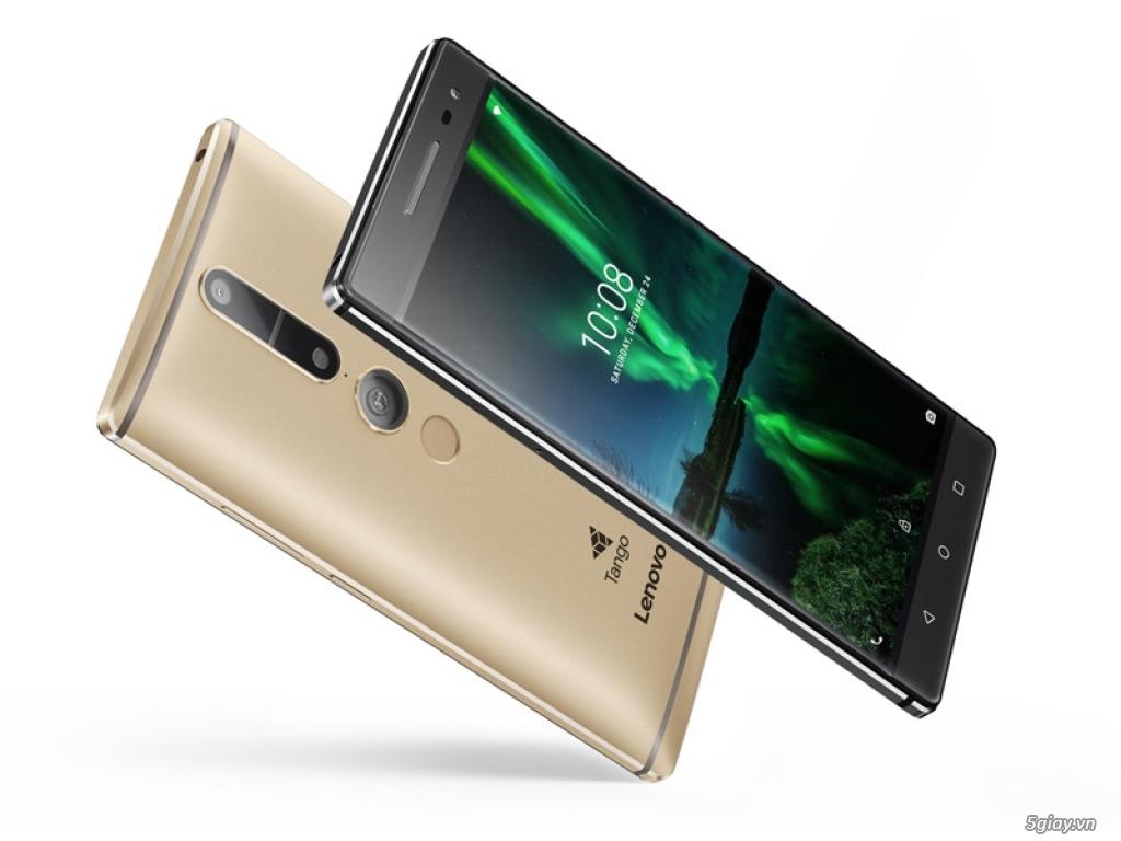 Lenovo giới thiệu PHAB2 Pro - điện thoại hỗ trợ công nghệ Tango - 159979
