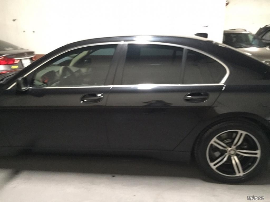 Bán sedan BMW 730Li cuối 2005 màu đen máy cực êm - 5