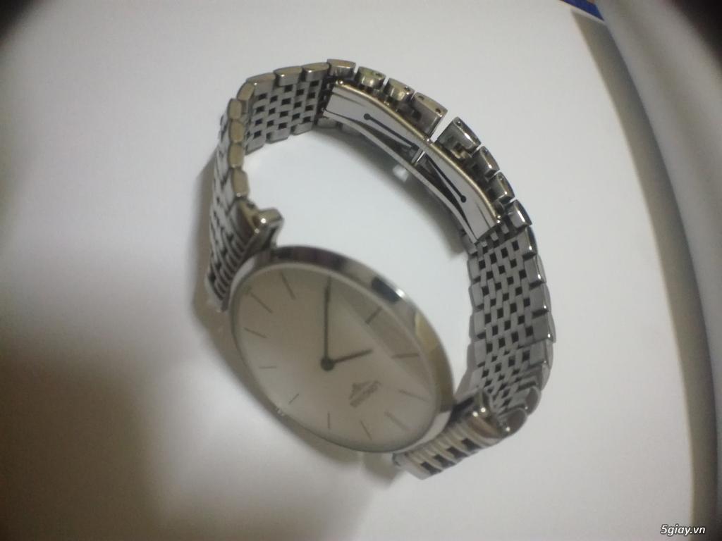 Đồng hồ nam Longines new 98% cần thanh lý - 1