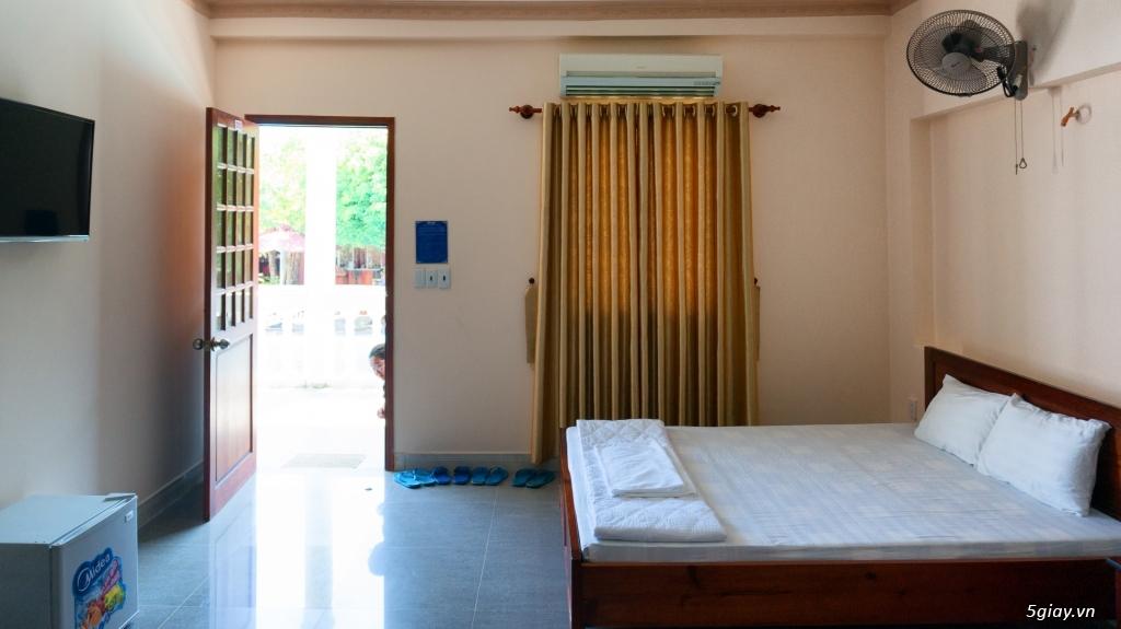 Resort giá rẻ cho anh em 5giay - Song Lam Gold Resort - 1