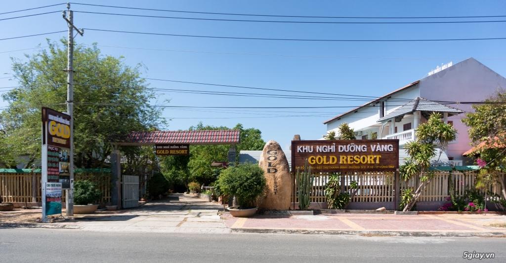 Resort giá rẻ cho anh em 5giay - Song Lam Gold Resort - 3