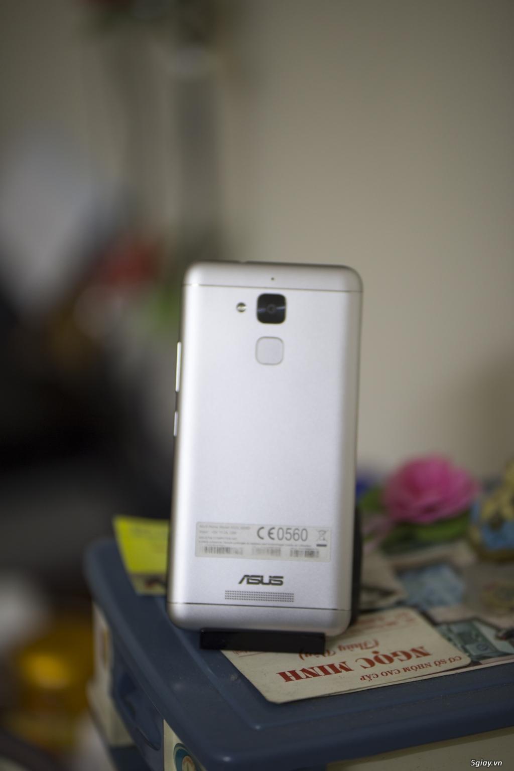 Asus Zenfone 3 Max màu trắng - 2