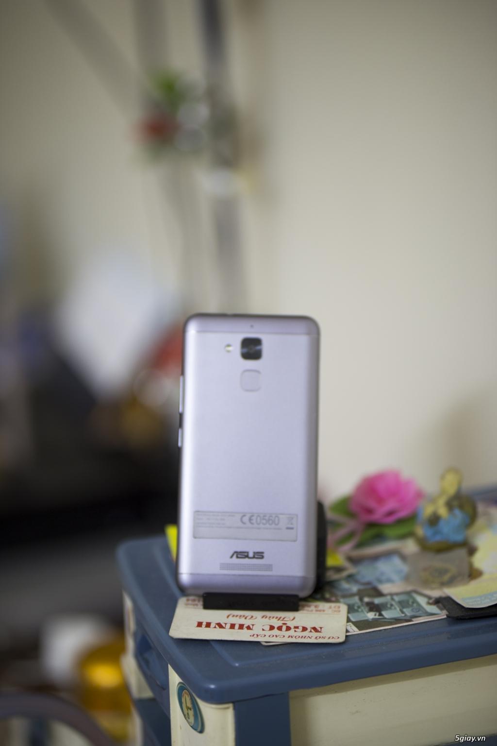 Asus Zenfone 3 Max màu đen hàng chính hãng. - 3