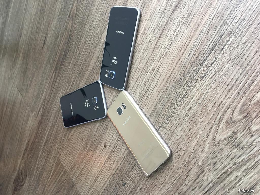 Khuyến mãi cây Samsung Galaxy S6 edge+ Quốc Tế giá rẽ máy ngon - 3