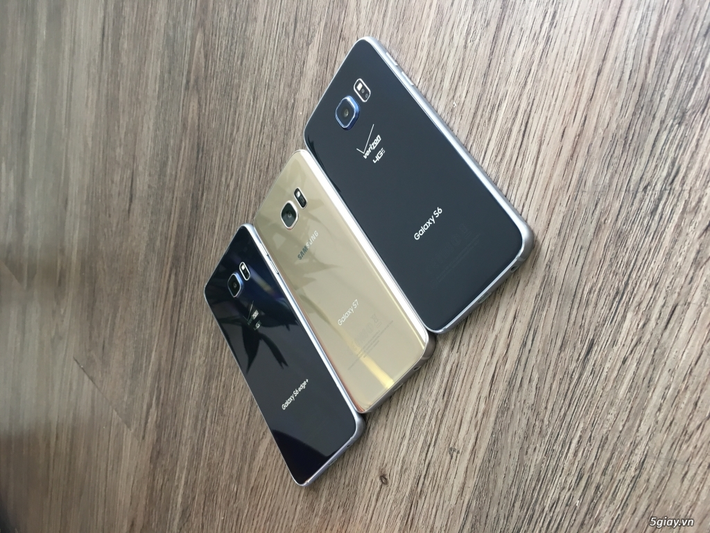 Khuyến mãi cây Samsung Galaxy S6 edge+ Quốc Tế giá rẽ máy ngon - 6