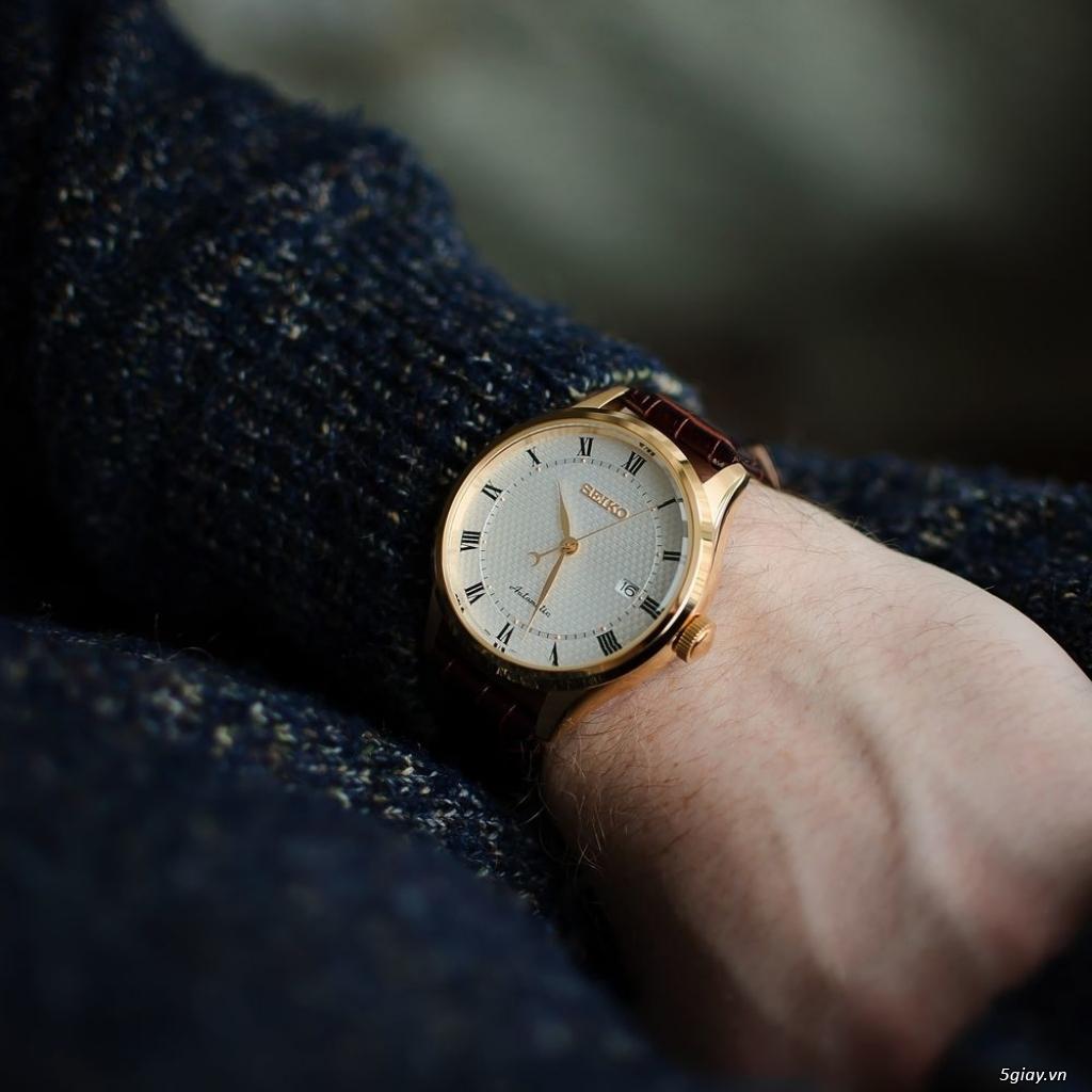 Đồng hồ Seiko - Citizen chính hãng - 22
