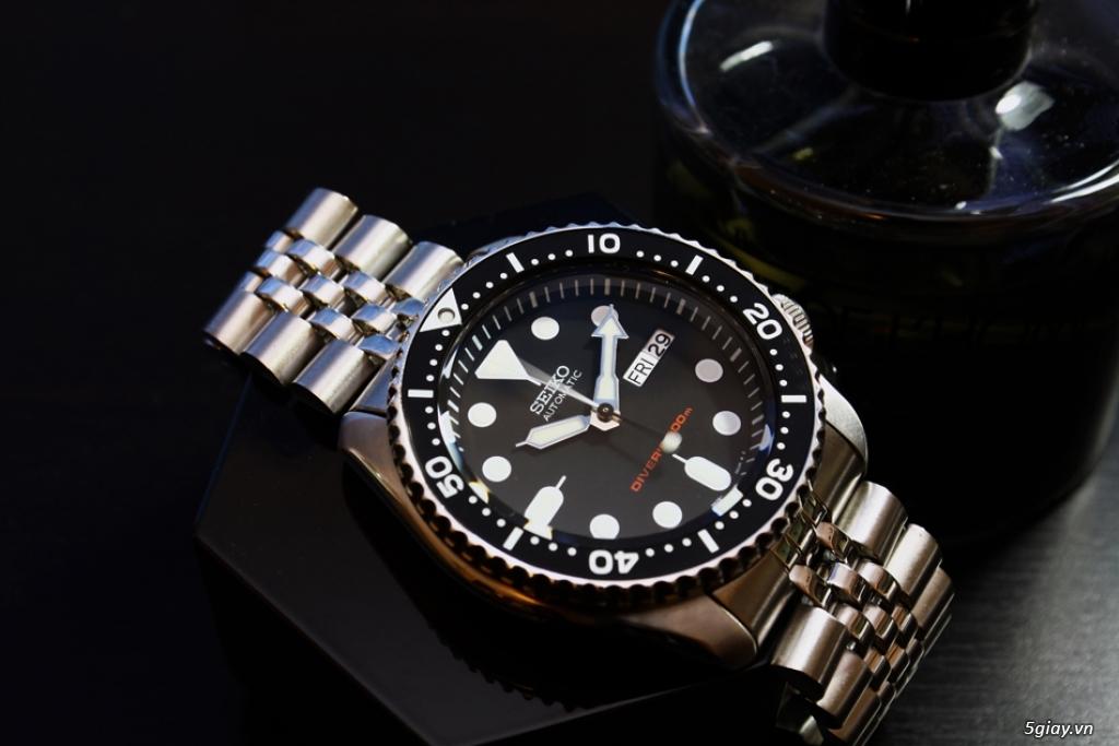Đồng hồ Seiko - Citizen chính hãng - 5
