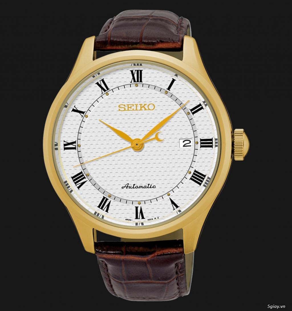 Đồng hồ Seiko - Citizen chính hãng - 21