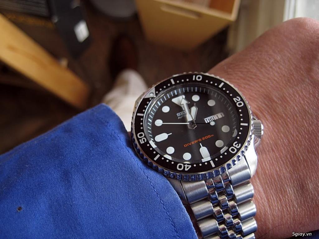 Đồng hồ Seiko - Citizen chính hãng - 6