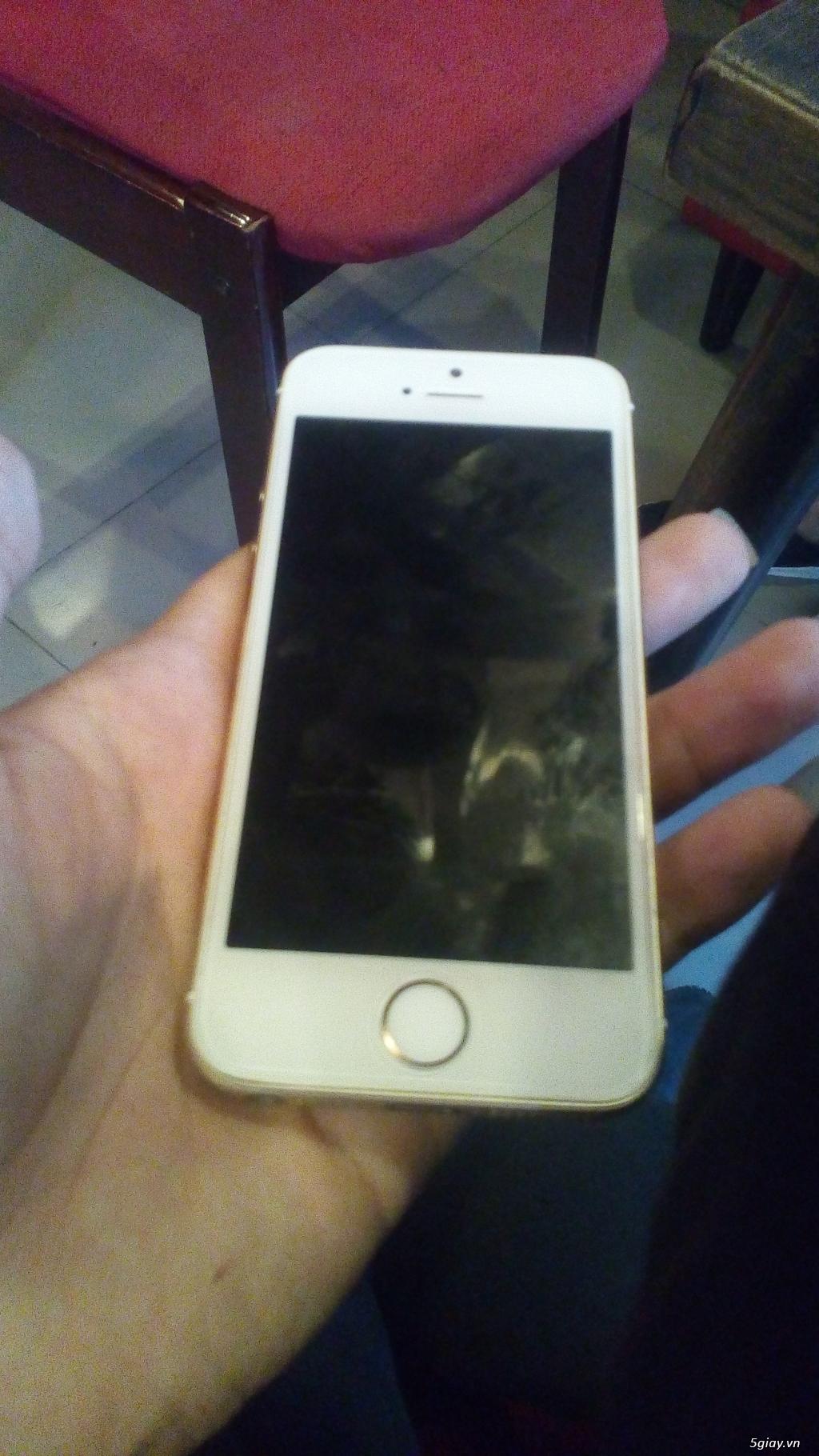 Iphone 5s 16gb qte full chức năng - 2