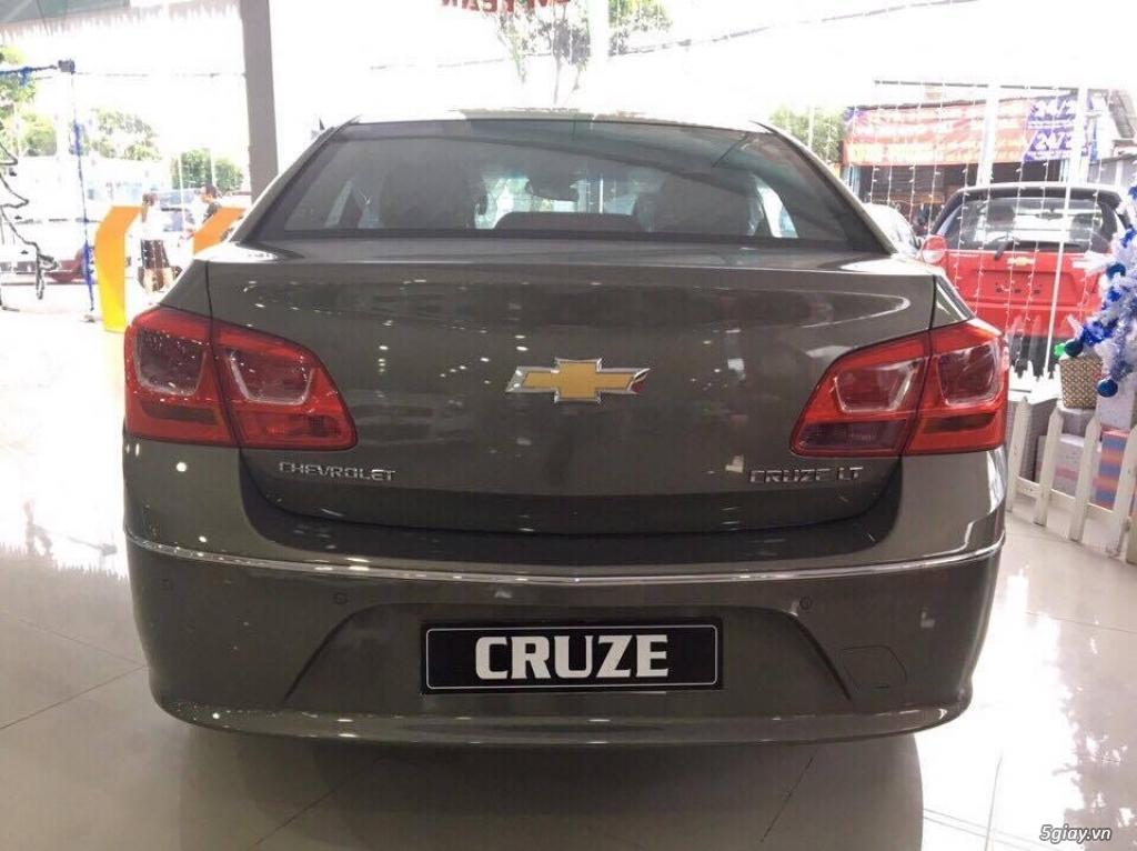 Bán xe Chevrolet Cruze 2017 giá cực đỉnh cho thành viên của 5giay.vn - 2