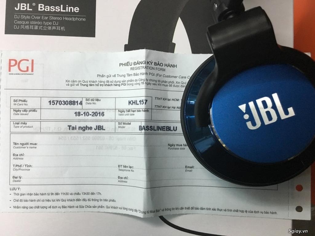 Tai nghe JBL bassline chính hãng new nguyên seal - 3
