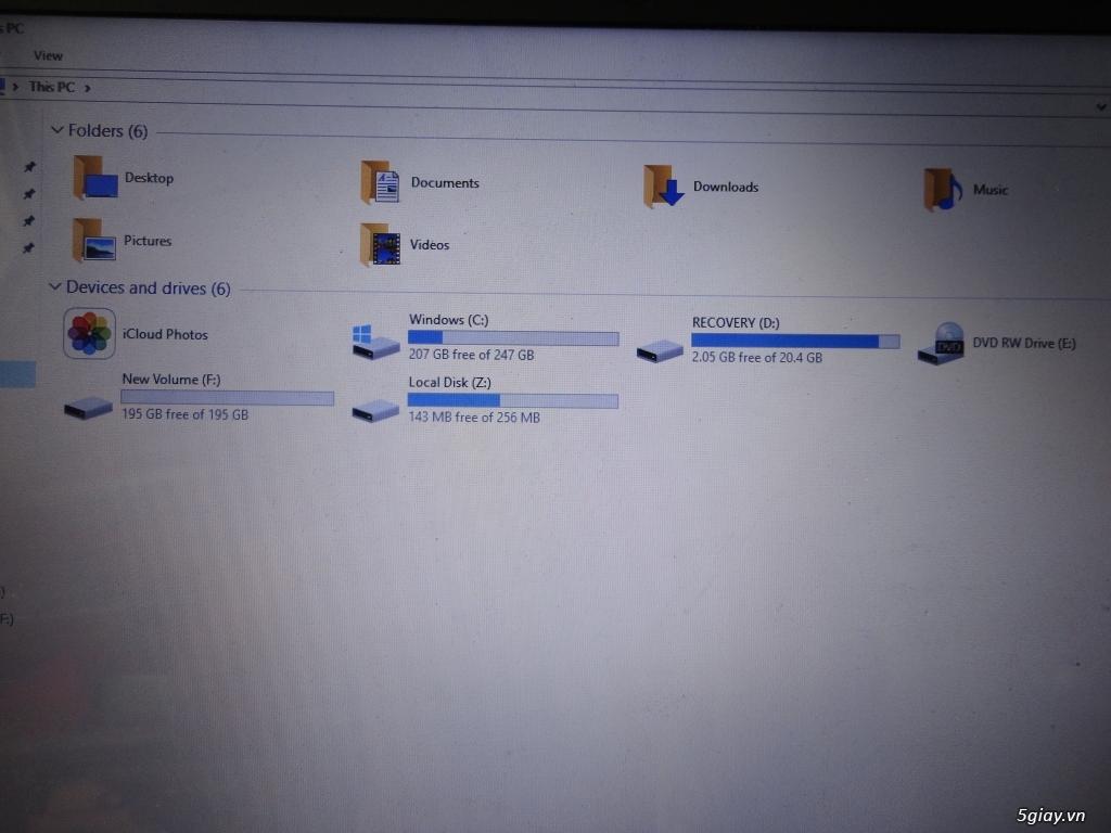 HP Pavilion 15 notebook PC I5 4210U đẹp!!!Can ra di - 1