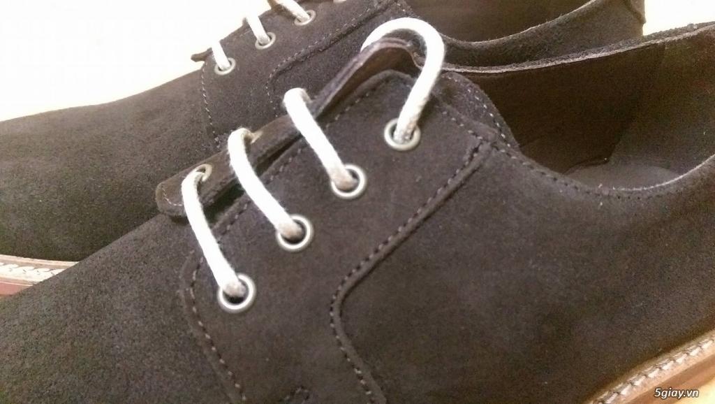 Đôi giày da lộn chính hãng Mango - 6