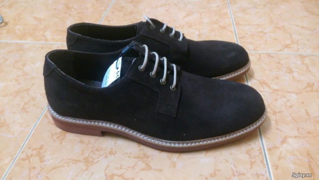 Đôi giày da lộn chính hãng Mango - 3