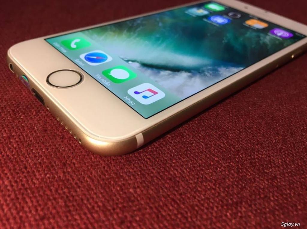 iPhone 6, 6 PLUS, 6S, 6S PLUS Quốc tế GOLD, máy đẹp long lanh, bảo hành 6 tháng giá tốt Thủ Đức