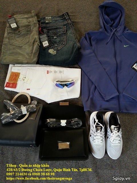 Nike, Adidas, Puma, Lacoste mới 100% Nhập khẩu chính hãng Mỹ - 3