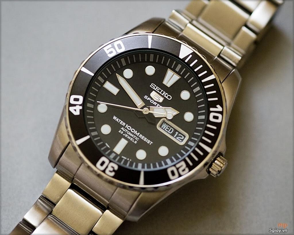 Đồng hồ Seiko - Citizen chính hãng - 7