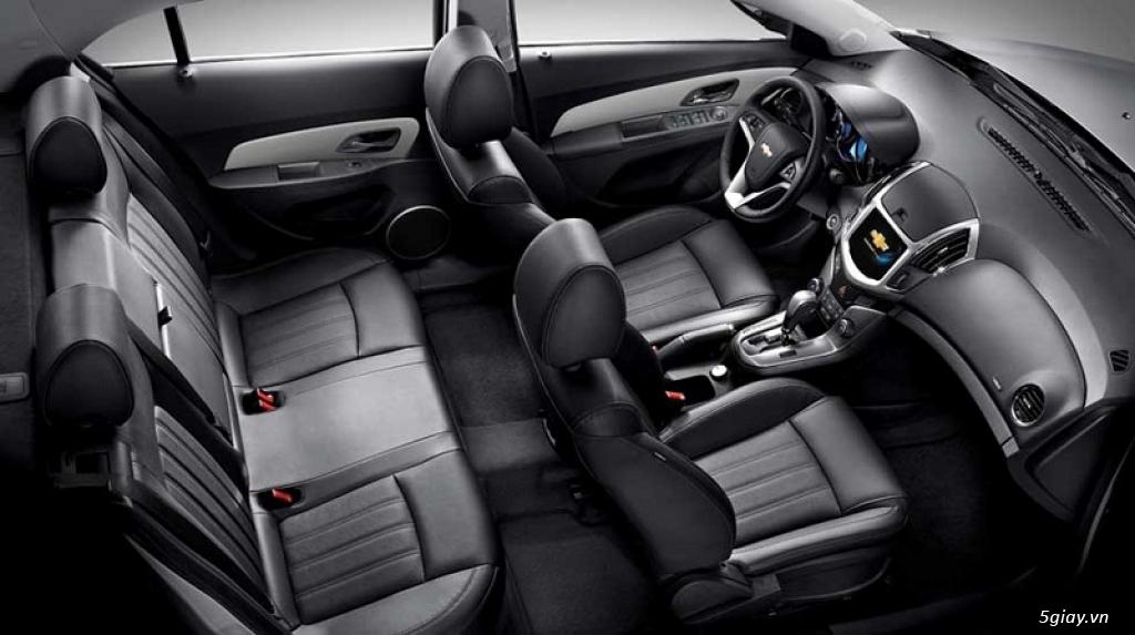 Ưu đãi tới 40 triệu khi mua xe Chevrolet Cruze LTZ 2017 - 2