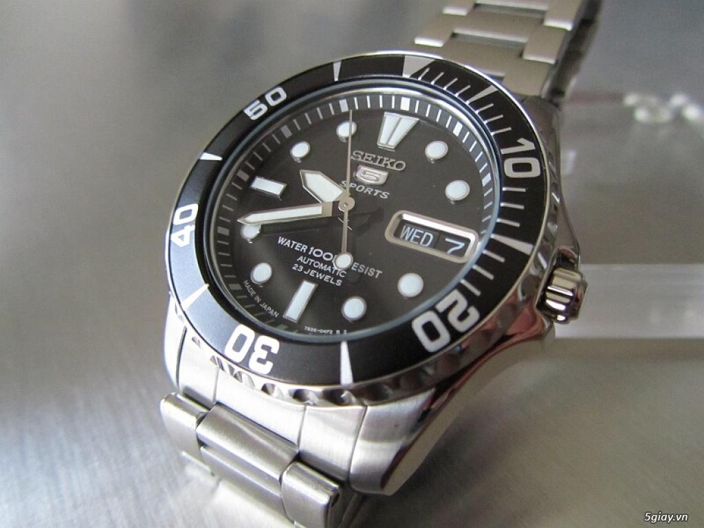Đồng hồ Seiko - Citizen chính hãng - 8