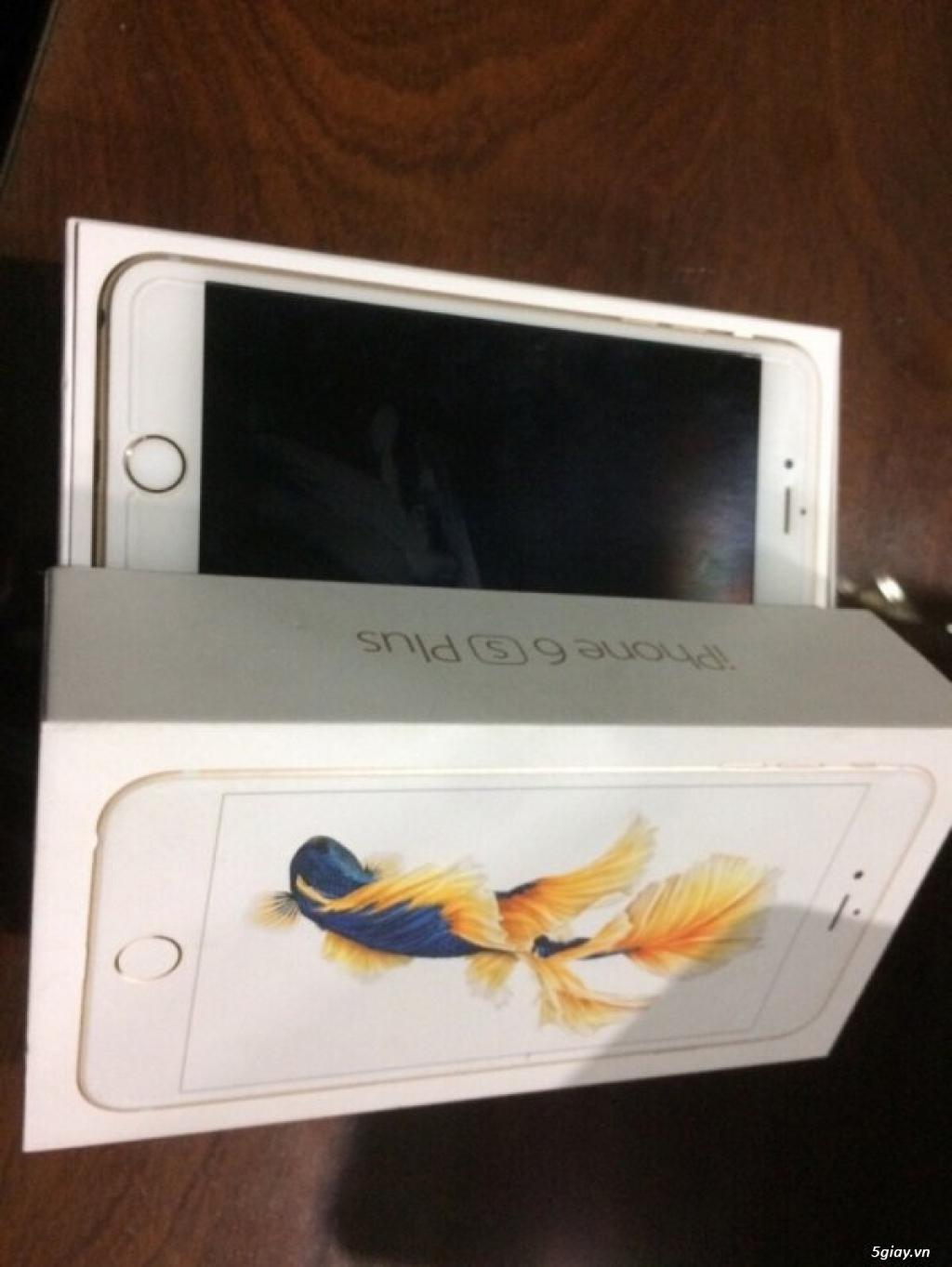 iphone 6s plus gold full boxx 64Gb - 2