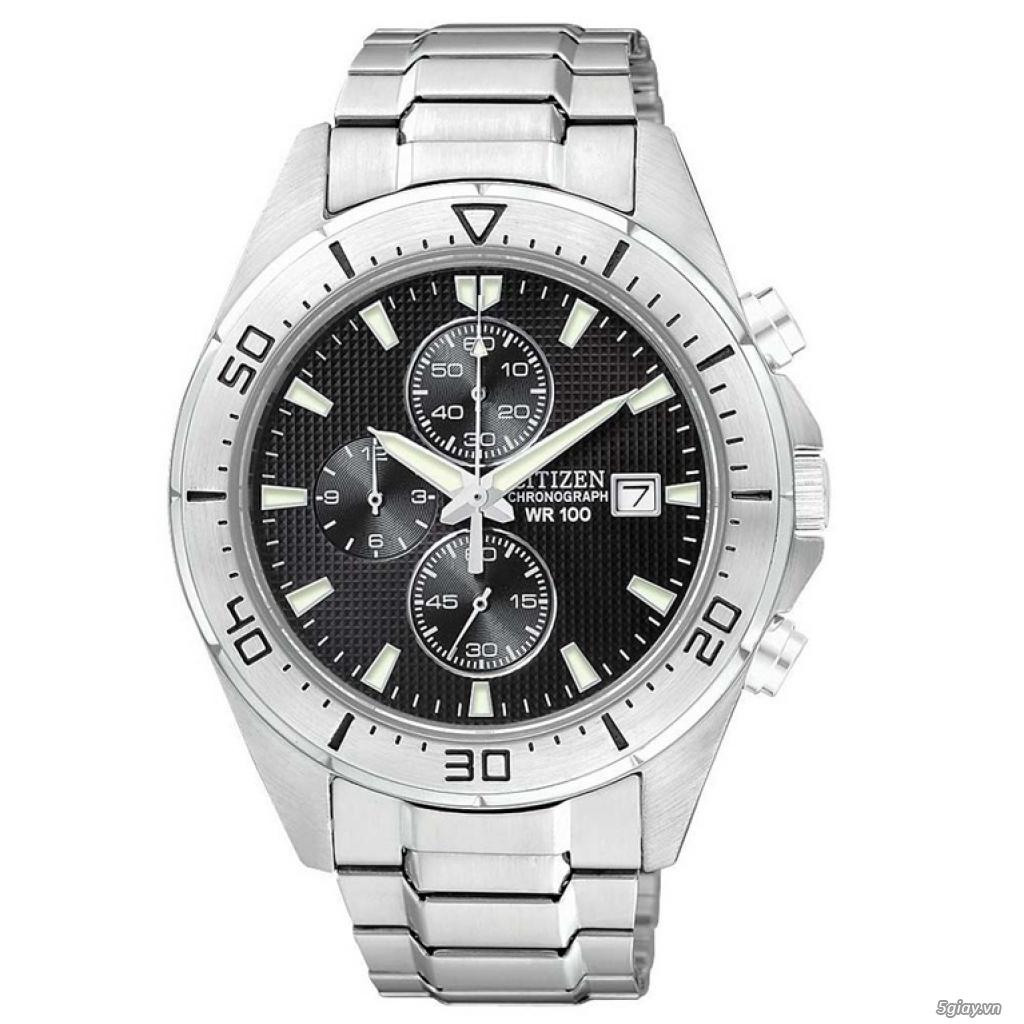 Đồng hồ Seiko - Citizen chính hãng - 35