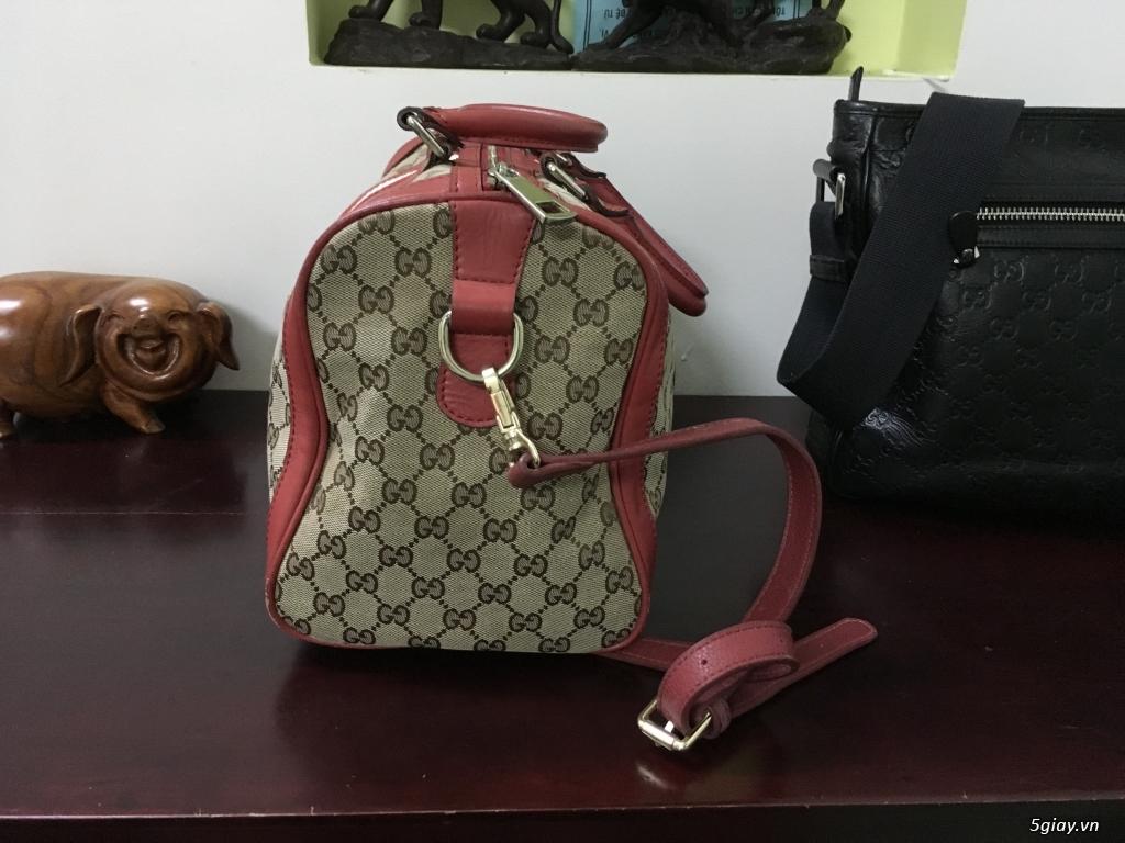 Túi xách guuuu hàng Si Xịn + Balo lính - 1