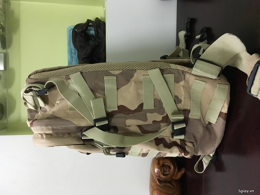 Túi xách guuuu hàng Si Xịn + Balo lính - 10
