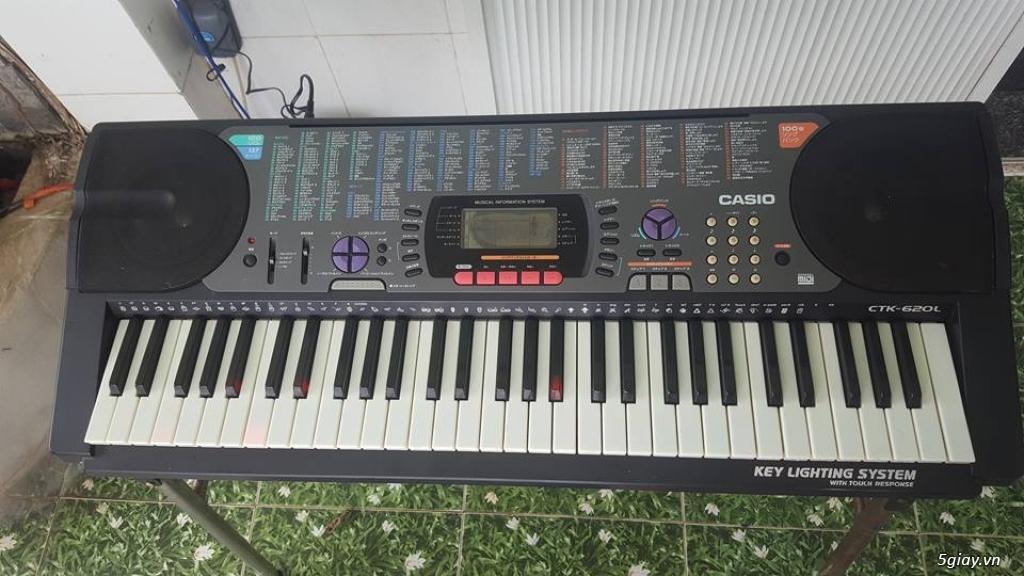 Đàn Japan đã sử dụng giá rẻ Piano Casio PX-400R ( 4 tr 3) Đà Nẵng - 4