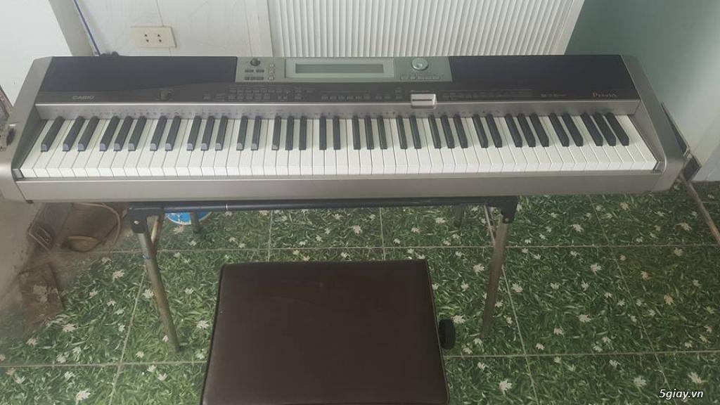 Đàn Japan đã sử dụng giá rẻ Piano Casio PX-400R ( 4 tr 3) Đà Nẵng