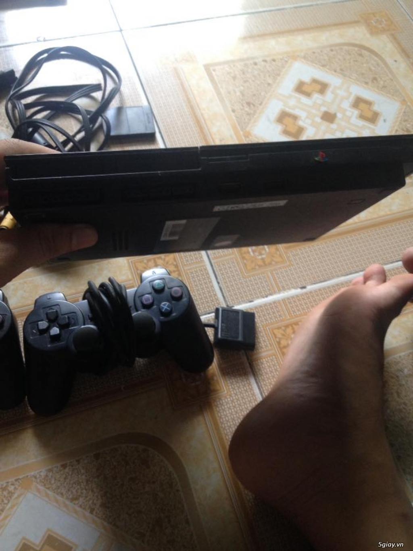 Bán máy Playstation 2 hàng Mỹ - 2