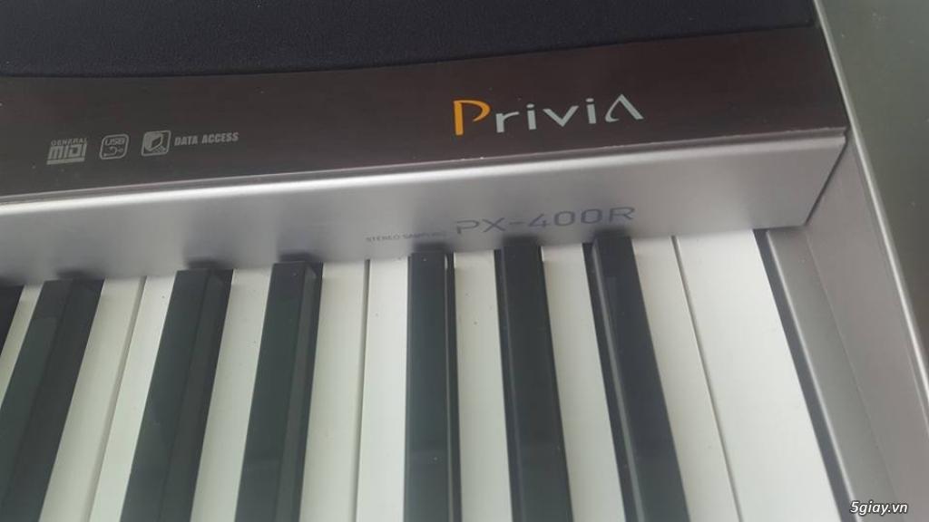 Đàn Japan đã sử dụng giá rẻ Piano Casio PX-400R ( 4 tr 3) Đà Nẵng - 1