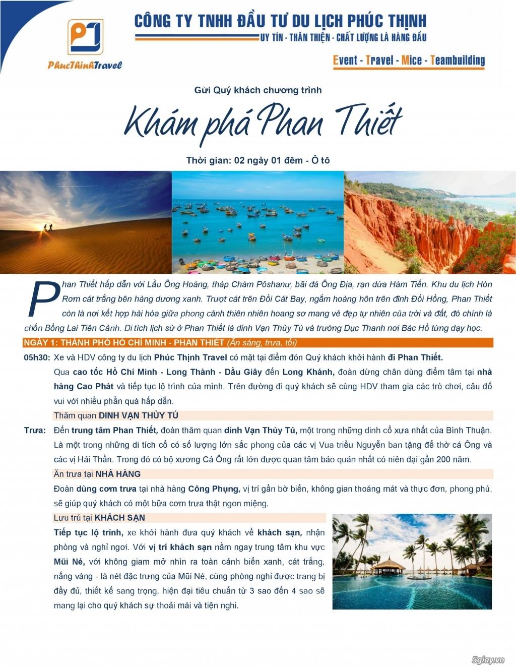 TOUR PHAN THIẾT 4 SAO MƯỜNG THANH PHAN MŨI NÉ - 13