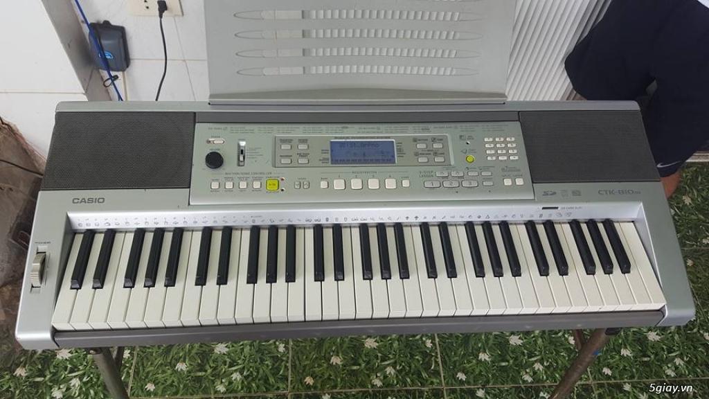 Đàn Japan đã sử dụng giá rẻ Piano Casio PX-400R ( 4 tr 3) Đà Nẵng - 2