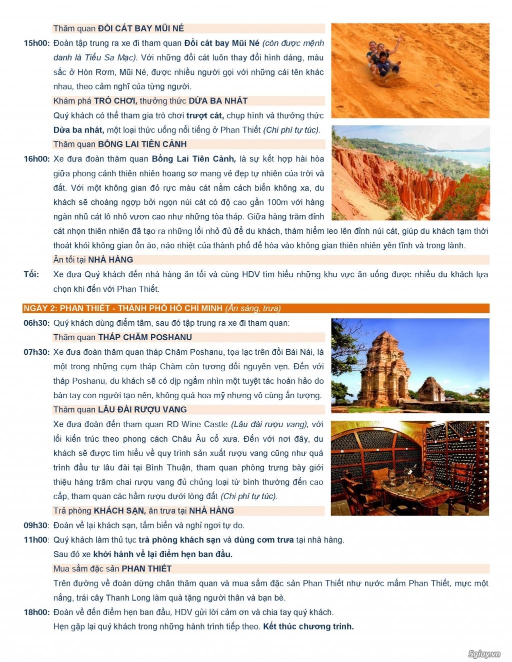 TOUR PHAN THIẾT 4 SAO MƯỜNG THANH PHAN MŨI NÉ - 14