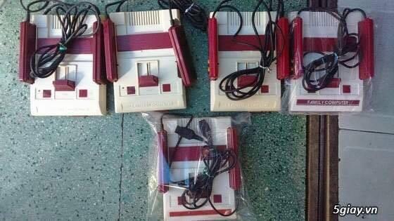 Máy Game Điện Tử Băng 4 nút Nhật , Thái, Đài Loan hàng cổ ngày xưa,có lun băng game, nes, snes, n64
