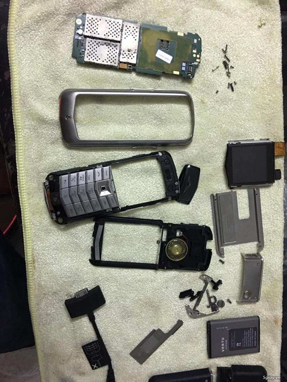 Nokia 8800e và 6700c gold (carbon, gold, saphire) - 16