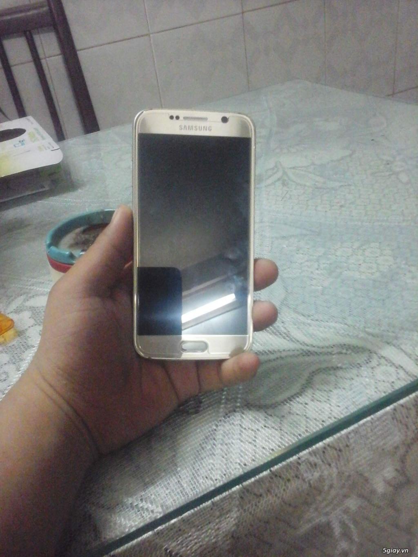 Bán xác SamSung Galaxy S6 G920