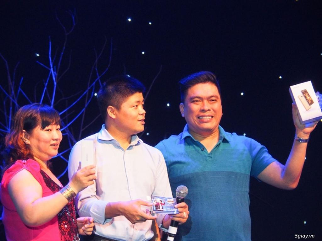Coolpad tổ chức đêm nhạc giáng sinh xanh để giới thiệu Fancy 3 - 161916