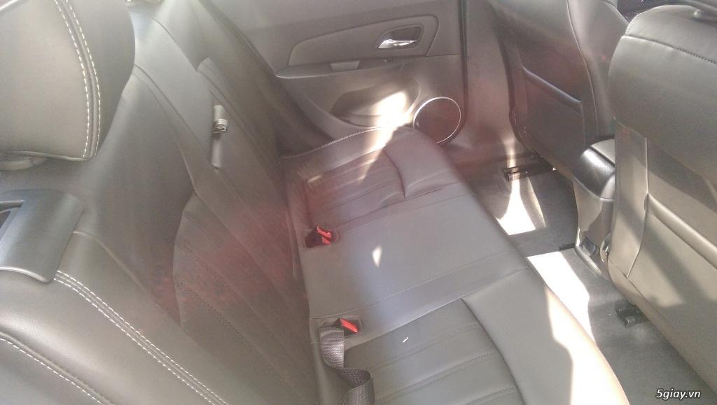 Chevrolet Cruze LT mới giá rẻ nhất SG - Vay đến 90% giá trị xe - 7
