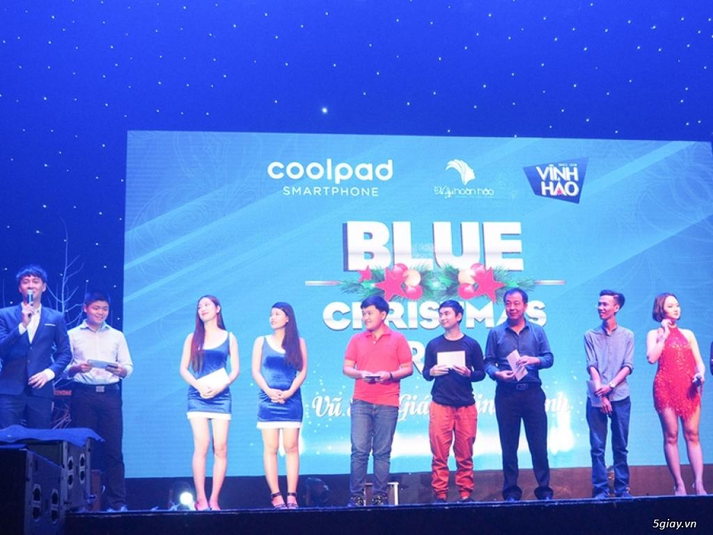 Coolpad tổ chức đêm nhạc giáng sinh xanh để giới thiệu Fancy 3 - 161915
