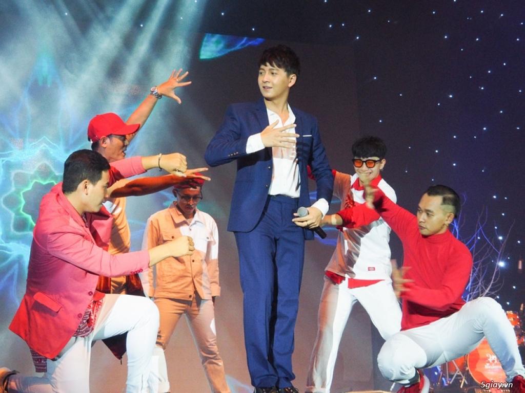 Coolpad tổ chức đêm nhạc giáng sinh xanh để giới thiệu Fancy 3 - 161912
