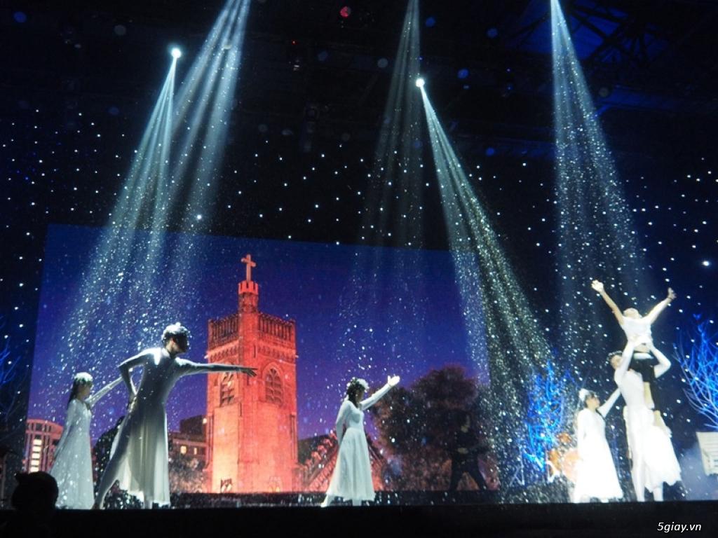 Coolpad tổ chức đêm nhạc giáng sinh xanh để giới thiệu Fancy 3 - 161911
