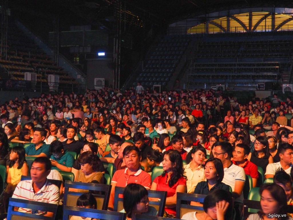 Coolpad tổ chức đêm nhạc giáng sinh xanh để giới thiệu Fancy 3 - 161913