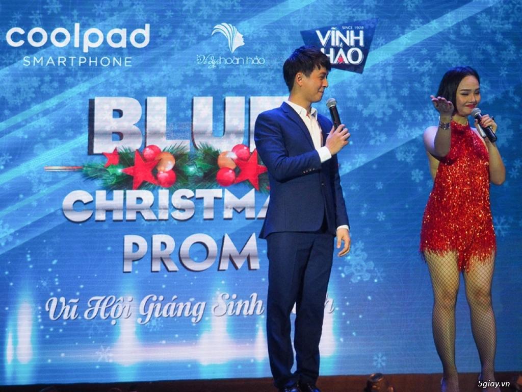 Coolpad tổ chức đêm nhạc giáng sinh xanh để giới thiệu Fancy 3 - 161908