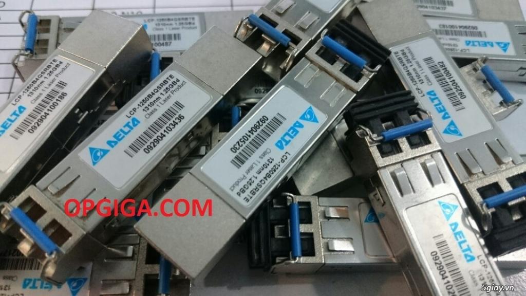 Module quang SFP Cisco - Finisar - Deltal - WTD - Huawei - Avago - 2